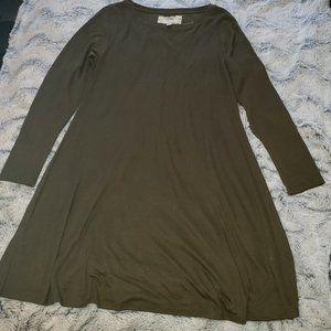 Cupio Long Sleeve Dress NEW Winter Fall Dress